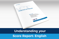 Understanding your Score Report: English