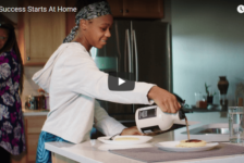 Video about how ACT success starts at home