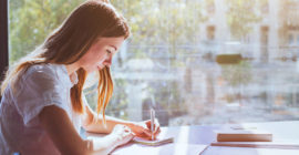 When is the best time to take a university admissions test?